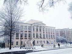 Carmichael Hall, University of Alabama