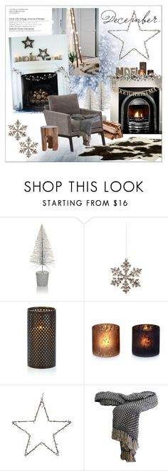 """""""Holiday Home"""" by szaboesz ❤ liked on Polyvore featuring interior, interiors, interior design, home, home decor, interior decorating, Shishi and Rizzy Home"""