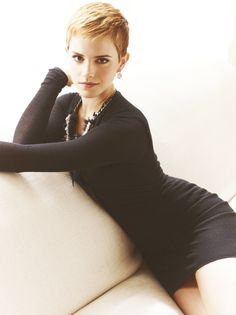 Emma Watson.  Photographer: Mariano Vivanco love the dress