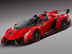 2015 Lamborghini Veneno Roadster Release - http://bladecars.com/2015-lamborghini-veneno-roadster-release/