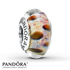 Pandora Clouded Leopard Charm Sterling Silver
