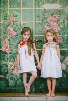 Aristocrat Kids by Kenziepoo, via Flickr
