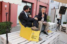 6 settembre, Festival della politica 2013 | ore 18 Corte Legrenzi Pietrangelo Buttafuoco con Guido Moltedo (3)