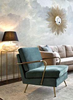 xxl ohrensessel mit husse sessel wei neu shabby chic impressionen mein heim pinterest. Black Bedroom Furniture Sets. Home Design Ideas