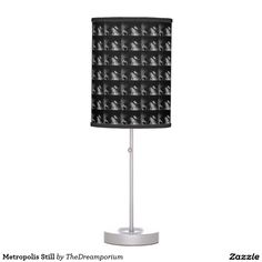Metropolis Still Table Lamps