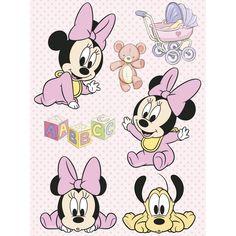 Panduro Hobby - 3D stickers Baby Minnie