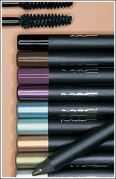 MAC Cosmetics Splashproof Collection for Summer 2003