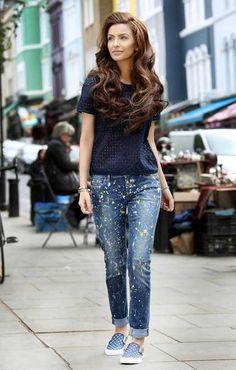 Pepe Jeans Pakistan – Break Your Jeans campaign starring Faryal Makhdoom