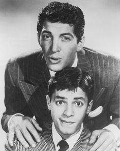 "Old Time Radio Free Podcast & Downloads: Dean Martin and Jerry Lewis ""The Martin and Lewis Radio Show Premier Episode"" 1948"