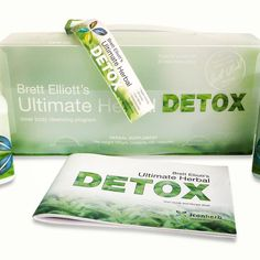 High dose of 24 herbs to do the job. 480 capsules for a great clean out!  Not only a full body cleanse for liver, colon, kidneys, digestive system but a heavy metal & parasite detox too 😊  It was developed over 20 years of clinical practice & proud to have helped so many people transform their lives. ⛅  brettelliott.com  #detox #detoxify #detoxifying #ultimateherbaldetox #brettelliott #slimming #slim #weightwatchers #weight #weightloss #cholesterol #heartburn #heartburnsucks #bloodsugar…