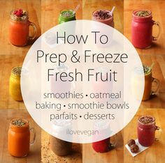 With summer right around the corner there's a lot to be excited about! Warm weather, sunshine, picnics, smoothies, and loads of fresh, juicy, ripe fruit. This summer you can take advantage of all t...