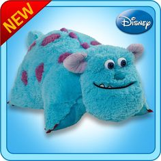Patrick - Sulley Pillow Pet