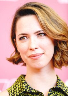 Rebecca Hall attends 'Une Promesse' Photocall during the 70th Venice International Film Festival