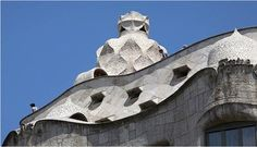 catalonian modern.Gaudi