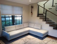Joybird Hopson Sectional with Bumper from Daniel L.