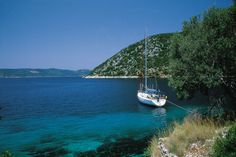 Next Holiday - sailing in Greece