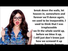SelenaGomez - LoveWillRemember  CrossLink.ClevverTV()  EarthFirst ..WE Have NoTrees NoWater.. What WE Going toDo? AskTheWORLD..