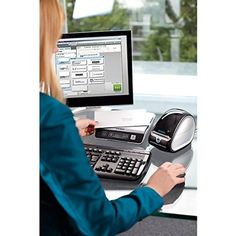 Amazon.com : DYMO LabelWriter 450 Turbo Thermal Label Printer (1752265) : Label Makers : Office Products