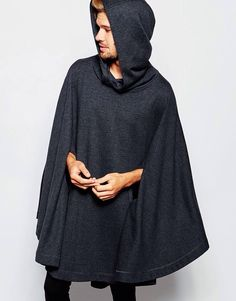 Comfy cape perfect for lounging in http://m.asos.com/mt/www.asos.com/ASOS/ASOS-Loungewear-Cape/Prod/pgeproduct.aspx?iid=5657717&cid=18797&sh=0&pge=0&pgesize=50&sort=-1&clr=Charcoal+marl&totalstyles=280&gridsize=3&un_jtt_v_frompage=0#