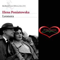 """#Reseña """"Leonora"""" de Elena Poniatowska http://ellibrodurmiente.org/leonora-elena-poniatowska/ No es que Leonora hablara con los animanles -que también-, es que se sentía y creía ser en realidad una yegua. Salvaje e indómita."""