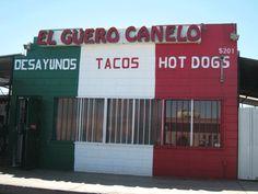 (Want to) El Guero Canelo in Tucson, AZ