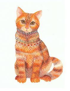 #Orange tabby ( miss our little O.J.and Mickey and will forever)