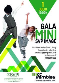 Gala Mini talentos , Viernes 1 de Julio a las 19:00 h.