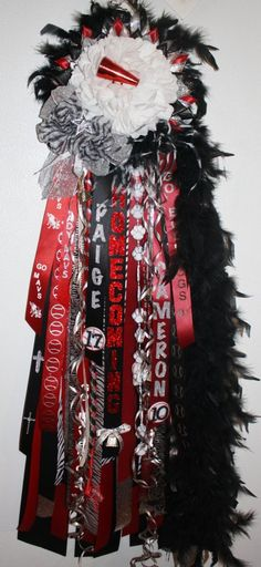 homecoming mum ideas