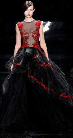 Fall 2013 Ready-to-Wear Reem Acra - look35