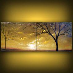 25 Colorful Landscape Paintings by Artist Matthew Hamblen. Read full article: http://webneel.com/webneel/blog/25-colorful-landscape-paintings-artist-matthew-hamblen-new | more http://webneel.com/paintings | Follow us www.pinterest.com/webneel