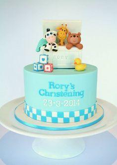 toy box cake Baby Boy Cupcakes, Cupcakes For Boys, Baby Birthday Cakes, Animal Cakes, Sugar Cake, Box Cake, Girl Cakes, Cute Cakes, Toy Boxes