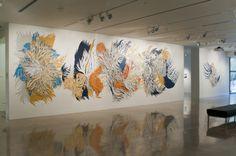 The Daisy Argument by Natasha Bowdoin : 2012-2011 : Installations