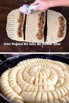 Whether you want the pastry or pastry This Hamu Bread Art, Diet Menu, Food Art, Cake Recipes, Appetizers, Pie, Baking, Dinner, Desserts