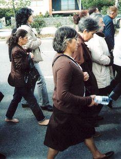 Procissão de Penitência ao Santuário do Bom Jesus - Braga.