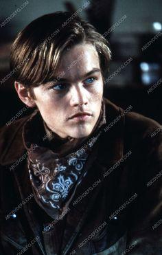 Leonardo DiCaprio film The Quick and the Dead 35m-5814