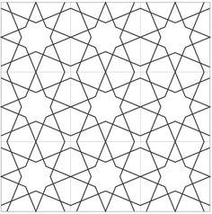 Broug Ateliers: Islamic Geometric Design [ Learn : Lesson 2 ]