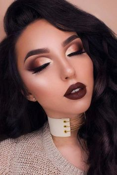 Prom makeup is one of the first major challenges of the beauty world that is waiting for you soon. See our makeup ideas for such a significant event as prom to go as smoothly as possible. Check more at http://glaminati.com/prom-makeup-ideas/?utm_source=Pinterest&utm_medium=Social&utm_campaign=AUTO-24PromMakeupIdeastoHaveAllEyesonYou&utm_content=prom-makeup-ideas-35