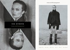 LFW S/S 2015 STORM SHOW PACKAGE - IDA DYBERG