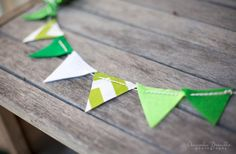 GroopDealz | Lucky St. Paddy's Day Garlands by A Felt Affair | Photos by Amanda Brendle Photography