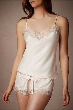 Anouk Camisole in Lingerie View All Lingerie at BHLDN