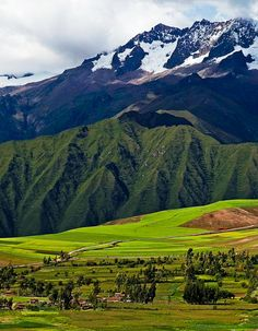 Sacred Valley, Peru.   Visit the Sacred Valley RESPONSibly with RESPONSible Travel Peru: http://www.responsibletravelperu.com/  #RESPONSibleTravelPeru