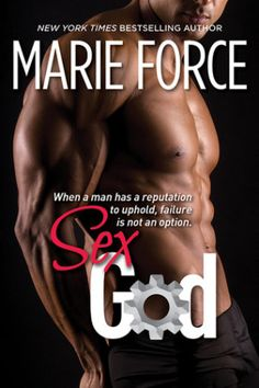 Sex God:Marie Force always delivers sexy, sassy, heartfelt romances, and Sex God is another winner. This second-chance romance has all of the feels and will leave you smiling long after the last p…