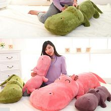 hippopotami doll sleeping pillow!