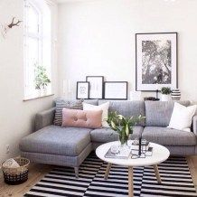 30 Cozy Small Living Room Decor Ideas For Your Apartment