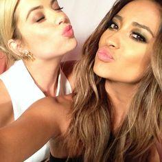 "Pretty Little Liars no Instagram: ""Kisses to a new week! ❤️ #ButtahBenzo #PLL #PLLselfie"""