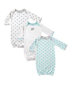 Luvable Friends Baby Boy or Girl Gender Neutral Cotton Gowns, Baby Boy Or Girl, Mom And Baby, Baby Kids, Baby Vision, Cotton Gowns, Grey Elephant, Elephant Nursery, Baby Gown, Baby Warmer