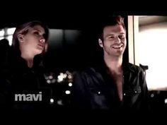 Kıvanç Tatlıtuğ ve Guisela Rhein'li Mavi Reklam Filmi  2011-2012