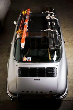 1972 Porsche 911S Targa