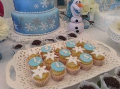 Frozen (Disney) Anniversary (Wedding) Party Ideas   Photo 9 of 9   Catch My Party