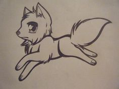 cool wolf images to draw | wolf drawing 8 by wolfluvur4eva on deviantART